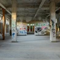 Anscharpark Führung Haus 3 im Anscharpark