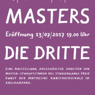 MASTERS Dritte