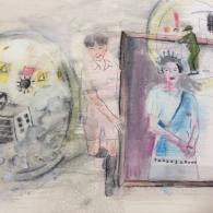 Evelyn Gesen 'bad news', 2017 (2)