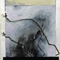Uta Hoepner Neutze, Von Klammer und Pin I, 2017